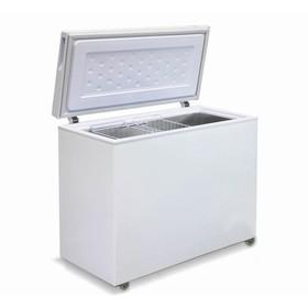 "Морозильный ларь ""Бирюса"" 285-VK, 260 л, 2 корзины, белый"