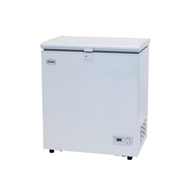 Морозильный ларь Optima BD-155WLG, 155 л, от +5 до -24 °С, класс A+, замок, белый