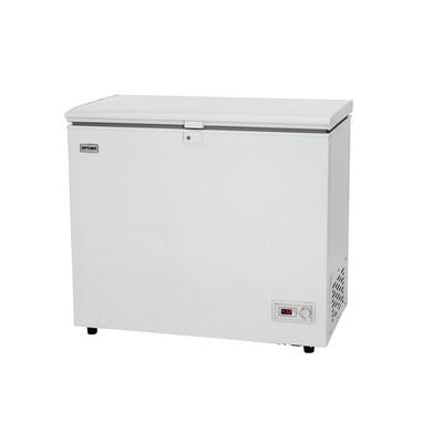 Морозильный ларь Optima BD-230WLG, 212 л, от +5 до -24 °С, 2 корзины, замок, белый