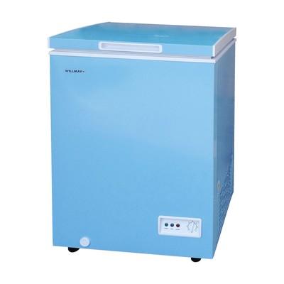 Морозильный ларь Willmark CF-270X-2, 252 л, 2 корзины, класс А+, голубой