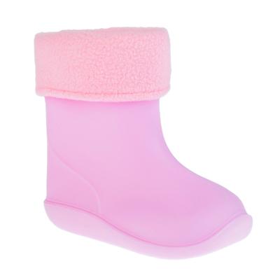 Сапоги детские MINAKU розовый 15 см