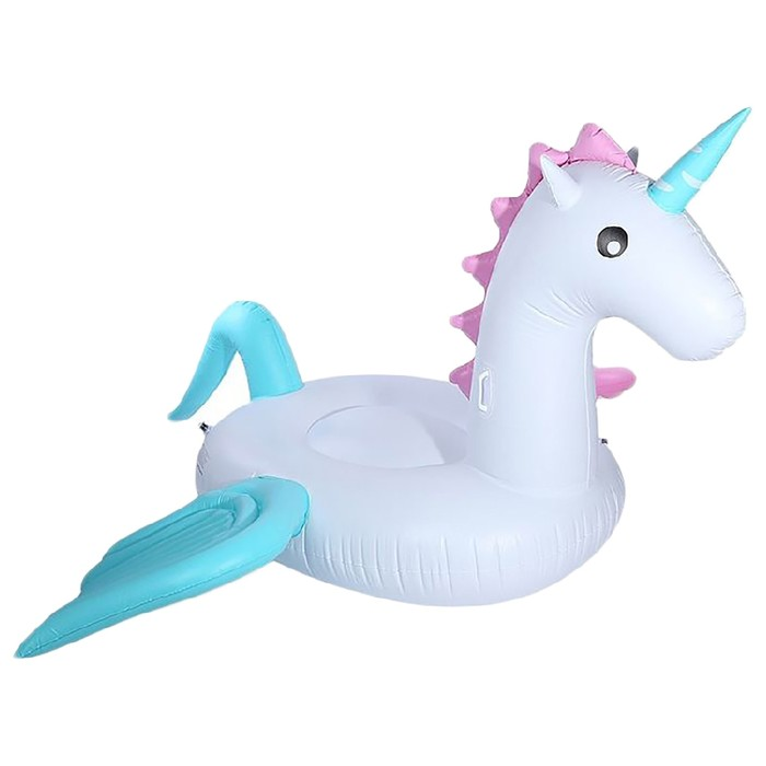 Игрушка надувная для плавания «Единорог», 240 х 130 см