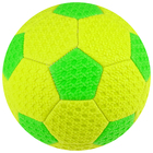 Beach soccer ball, size 2, mix color