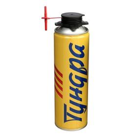 Очиститель монтажной пены TUNDRA basic, 500 мл