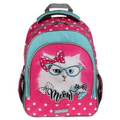 Рюкзак школьный эргономичная спинка 37х27х15см Erich Krause Cool Cat