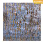 Бумага для скрапбукинга с фольгированием «Момент», 15.5 × 15.5 см, 250 г/м