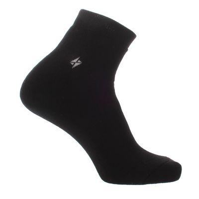Носки мужские махровые цвет чёрный, размер 25