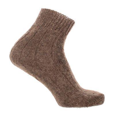 Носки мужские шерстяные, цвет МИКС, размер 25