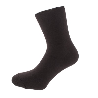 Носки мужские шерстяные махровые, цвет МИКС, размер 27