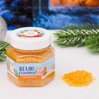 """Соль для ванн """"Желаю счастья!"""" с ароматом медового печенья, 250 г"""