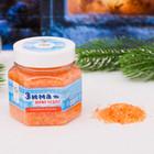 """Соль для ванн """"Зима - время чудес!"""" с ароматом волшебного апельсина, 250 г"""