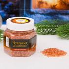 """Соль для ванн """"Чудесных мгновений"""" с ароматом горячего шоколада, 250 г"""