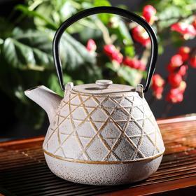 Чайник «Ламис», 1 л, с ситом, цвет МИКС