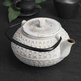 {{photo.Alt || photo.Description || 'Чайник «Жангали», 900 мл, с ситом, цвет белый'}}