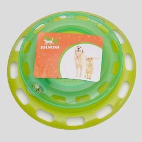 Игровой комплекс для кошек Пижон с отсеками для корма и шариком - быстрая доставка