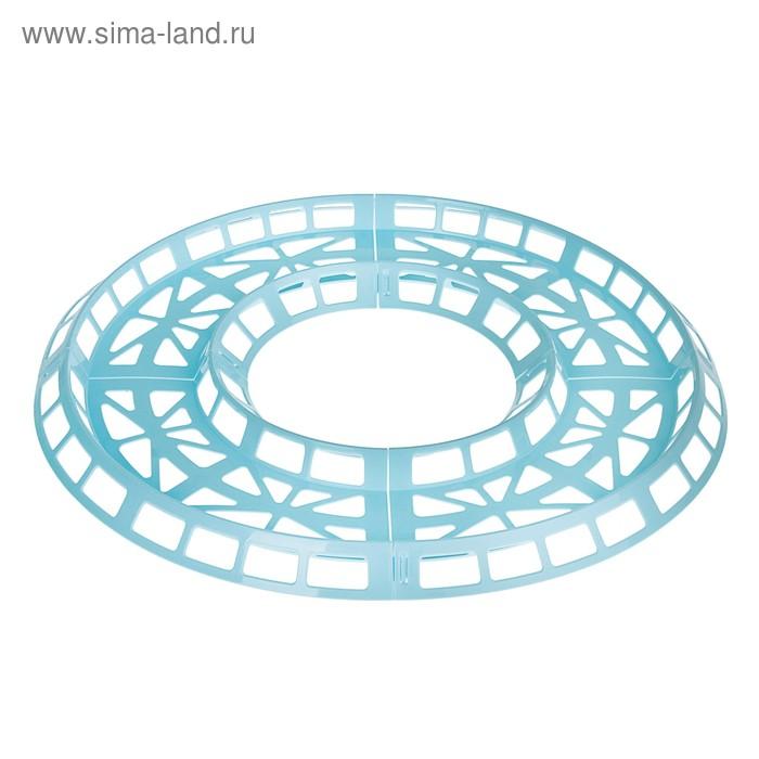 Динамический трек Carno для шаров, 42 см, микс цветов