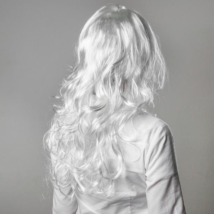 """Карнавальный парик """"Блондинка"""""""