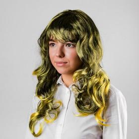 Карнавальный парик «Кудри», цвета МИКС