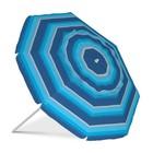 Зонт пляжный ZAGOROD Z 300, синий-индиго