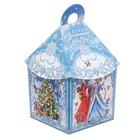 Коробка сборная фигурная «Время подарков», 10 × 10 × 8 см