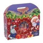 Коробка сборная фигурная «Сладкий подарок», 10 × 10 × 8 см