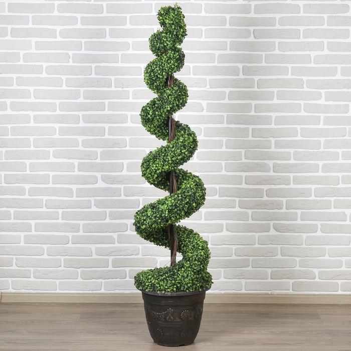 """Дерево искусственное """"Завиток"""" стройное 179 см"""