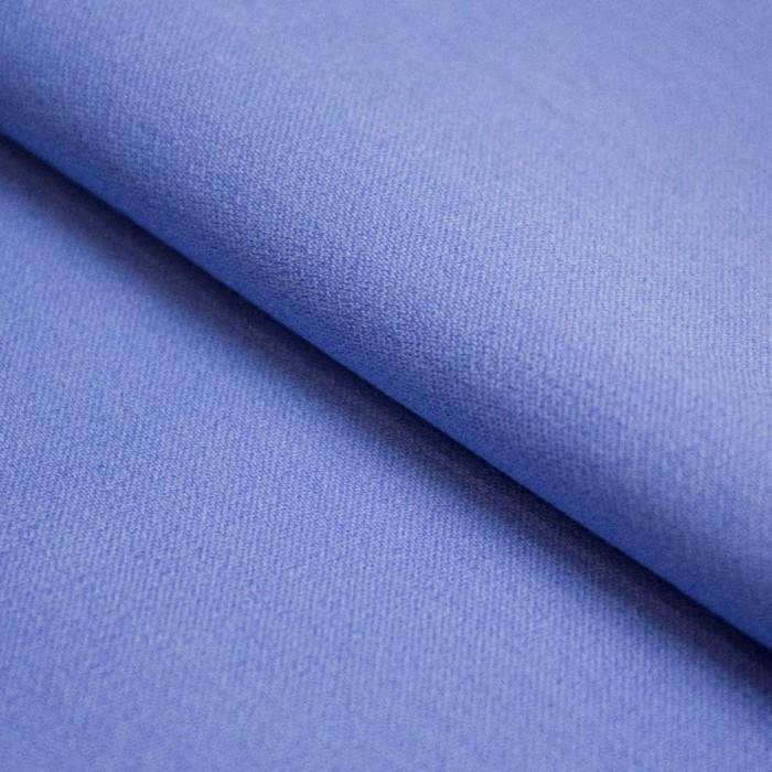 Ткань костюмная, стрейч Verona, ширина 150 см, голубой