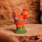 Сувенир «Курочка», 3,5×4×7 см, каргопольская игрушка