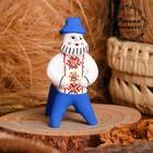 Сувенир «Полкан», 5×7×11 см, каргопольская игрушка