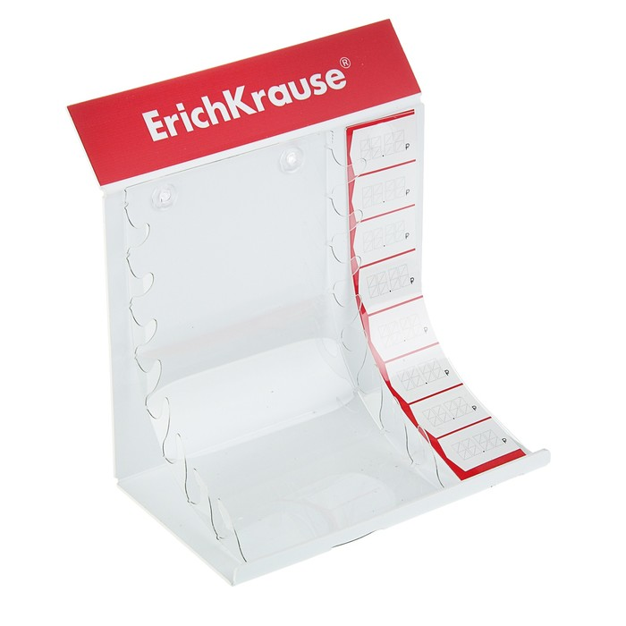 Пластиковый дисплей для 8 ручек Erich Krause, 119х205х115 мм