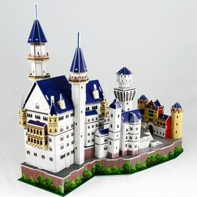 ЗD-пазл «Замок Нойшванштайн»