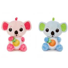 Мягкая игрушка Little Tikes «Спокойная коала», со световым и звуковым эффектом, цвет МИКС