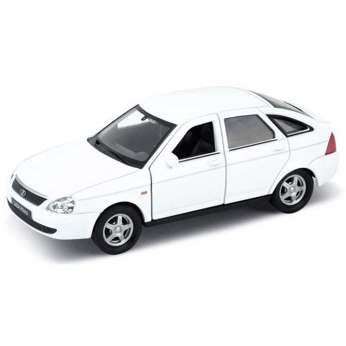 Коллекционная модель машины LADA PRIORA, масштаб 1:34-39