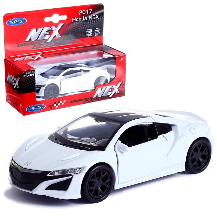 Коллекционная модель машины Honda NSX, масштаб 1:34-39, МИКС