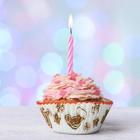 """Набор для выпекания кексов """"С Новым Годом""""печеньки, набор 24 формочки"""