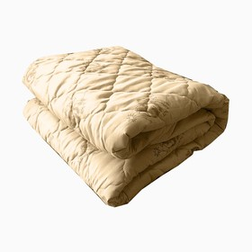 Одеяло Верблюжья шерсть 140х205 см 150 гр, пэ, конверт
