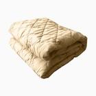 Одеяло Верблюжья шерсть 172х205 см 150 гр, пэ, конверт