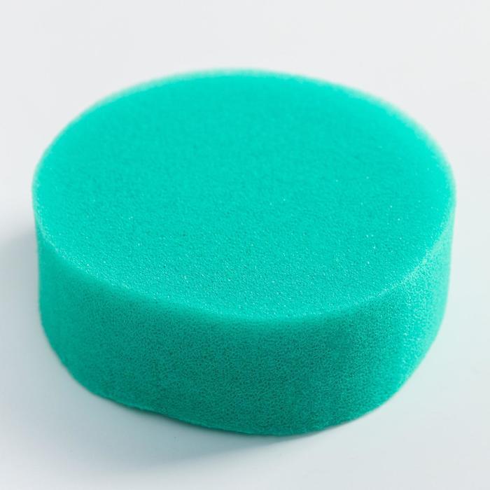 Губка для купания малыша Uviton «ЭКО-круг», цвет МИКС