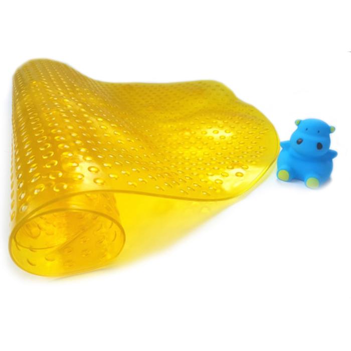 Коврик противоскользящий Uviton «Бусинка», жёлтый