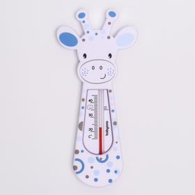 Термометр для ванны »Жирафик», МИКС