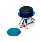 Держатель телефона магнитный, человечек синий