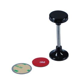 Magnetic holder for flexible boom, black
