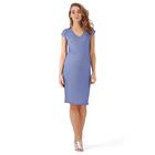 Платье для беременных Олейла цвет деним, р-р 50