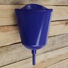 Рукомойник 2,5 л, цвет лазурно-синий