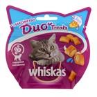 Лакомство Whiskas Duo для кошек, лосось, сыр, 40 г