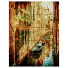 """Картины по номерам на дереве 40х50 """"Венеция"""" 28 цв"""