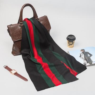 Tippet men's Ethel Oliver 30*170 cm, 80% cotton, 20% acrylic