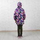 Дождевик детский «Хаки», цветной, размер M - фото 105568343