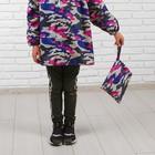 Дождевик детский «Хаки», цветной, размер M - фото 105568345