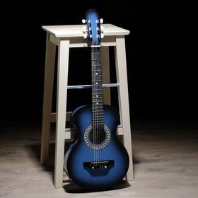 Классическая гитара 6-ти струнная, уменьшенная, размер 1/2, струны нейлон